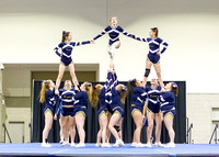 Cheerleading - 3/13/2016 - Competition Cheer State Tournament