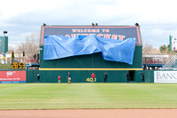 """Welcome To Pawtucket"" banner reveal #1"
