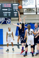 Girl's Basketball - 2/24/2017 - State Semifinals vs. Toll Gate