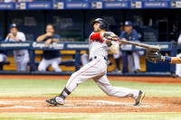 Red Sox at Rays - 8/22/2016