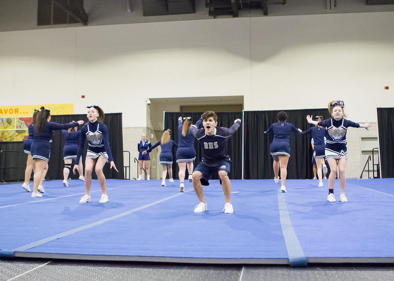 Cheerleading Competition Rhode Island
