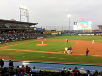 4/15/2017 - Hartford Yard Goats vs. New Hampshire Fisher Cats