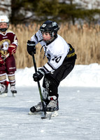 Pond Hockey Tournament, North Conway, NH 1/30-1/31/2016 - Junior Friars